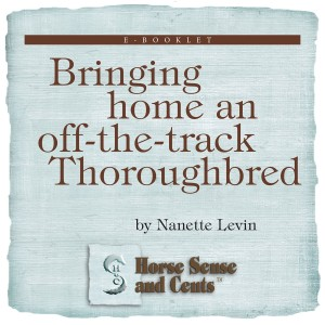 Bringing home an OTTB audio book offering