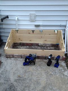 Is there really a connection between building a cold frame and creative writing? You bet! http://NanetteLevin.com